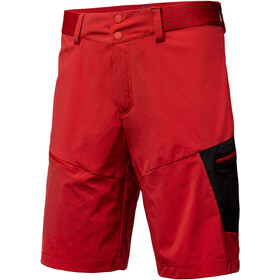 Salewa Pedroc Cargo 2 DST Shorts Men Bergrot